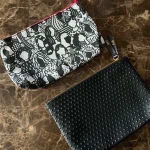 Set of 2 Ipsy bags. Brand new